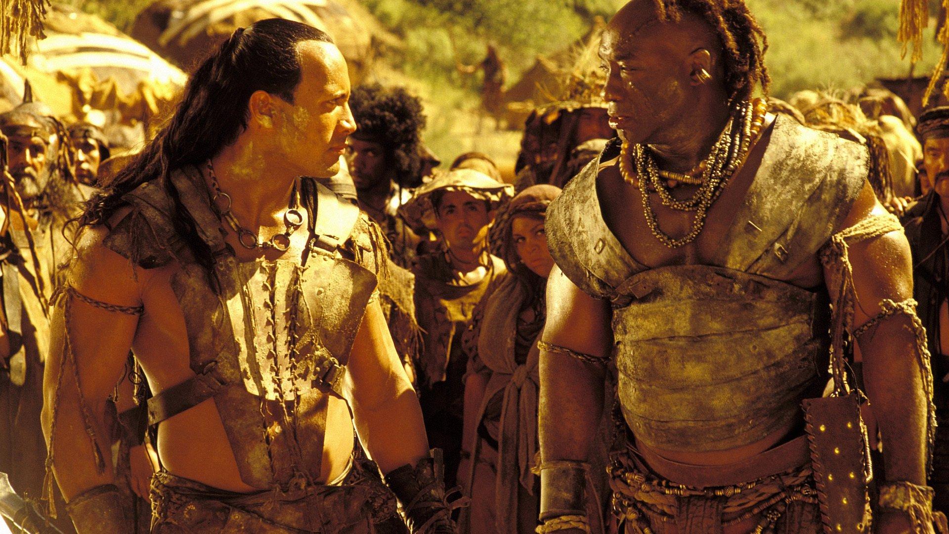 Le Roi Scorpion (2002, Film, 1h 30min) - CinéSéries