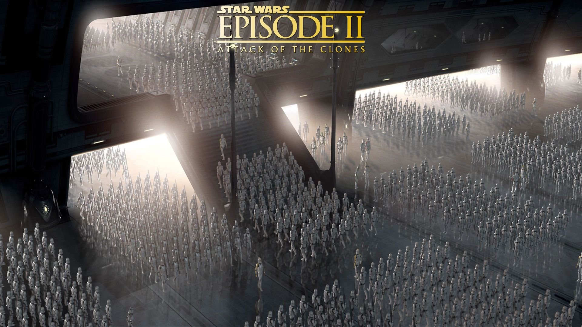 Star Wars Episode II : l'attaque des clones - Film de ...