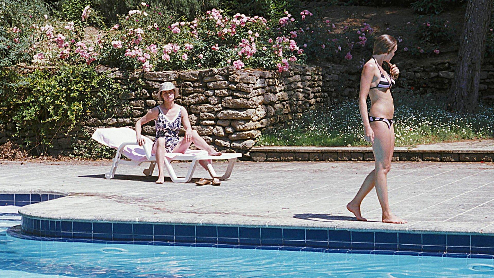 Swimming pool 2003 film cin s ries - Ludivine sagnier the swimming pool ...