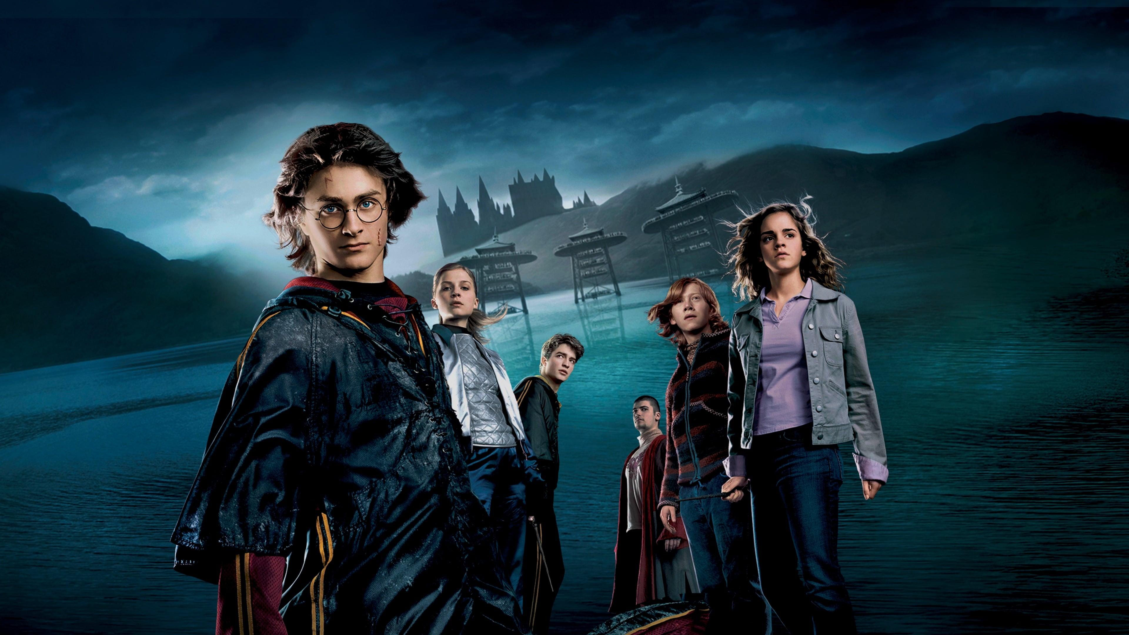 Harry potter et la coupe de feu 2005 film cin s ries - Harry potter et la coupe du feu ...