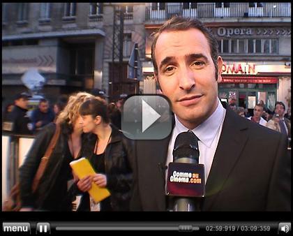 Interview de jean dujardin oss 117 cin s ries for Dujardin interview