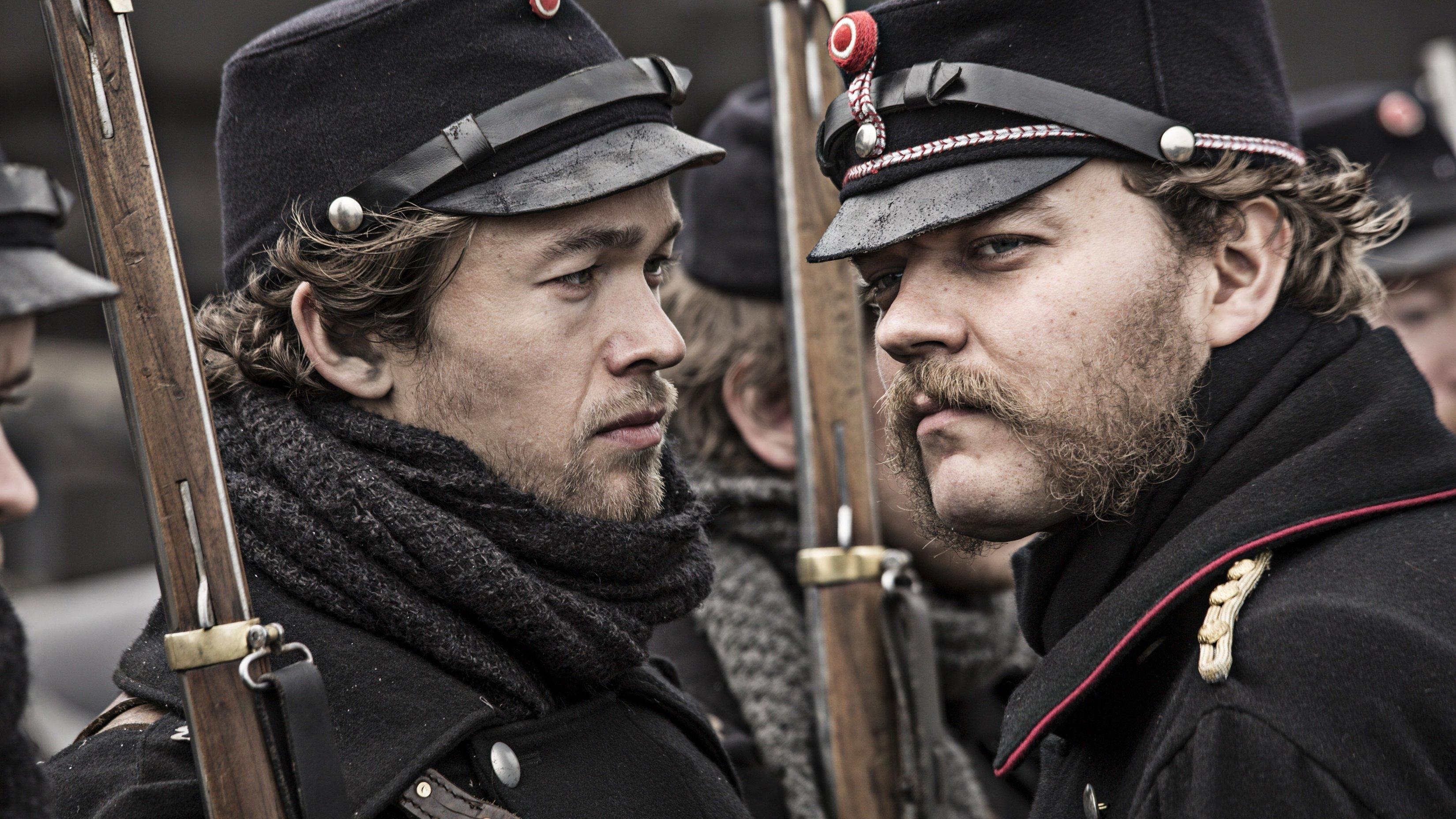 1864 amour et trahisons en temps de guerre