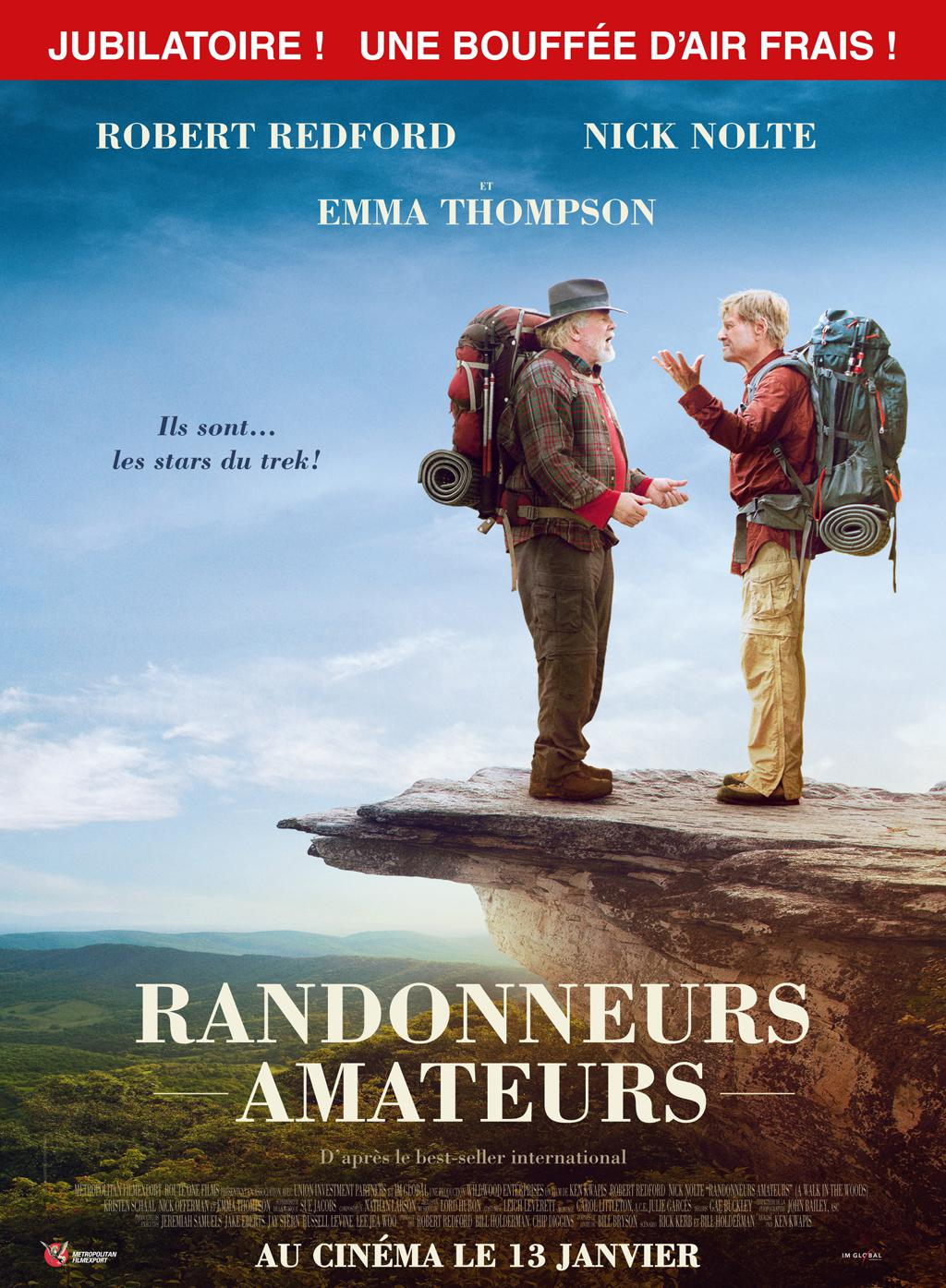 Randonneurs Amateurs (2016, Film, 1h 44min) - CinéSéries b0c3e9337e7c