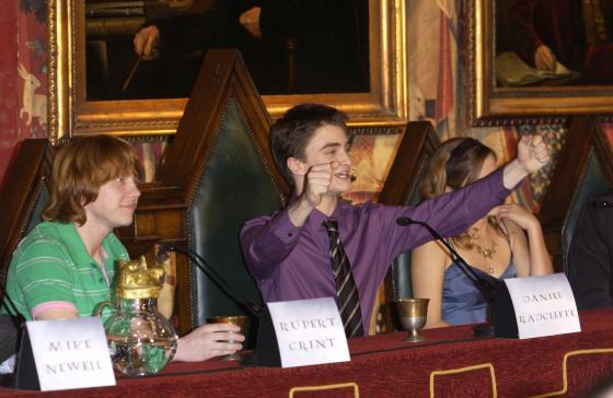Harry potter et la coupe de feu 2005 film 2h 35min - Harry potter et la coupe de feu film complet vf ...