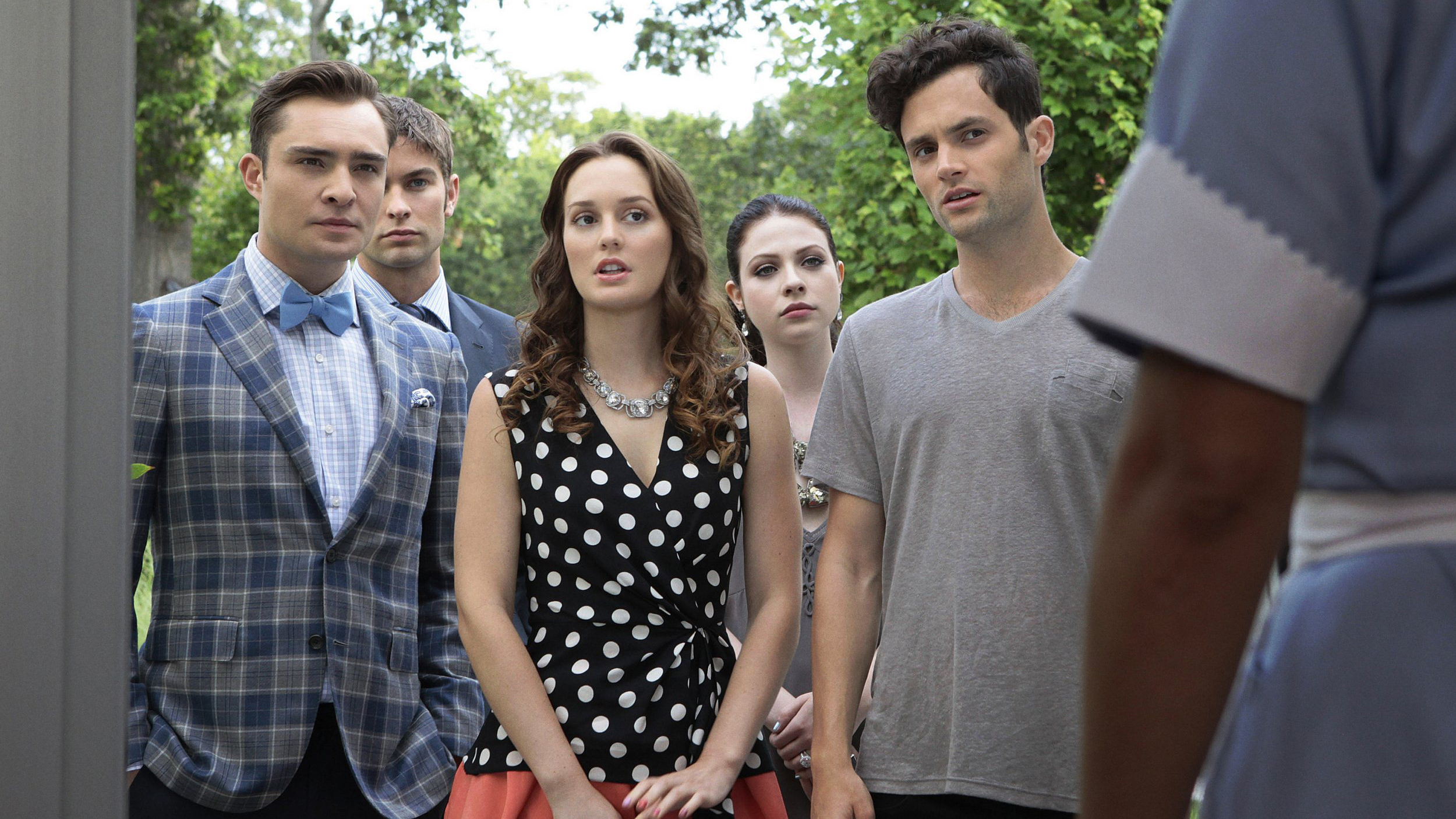 est Chuck et Blair de Gossip Girl datant dans la vie réelle spectacle de rencontres alimentaires