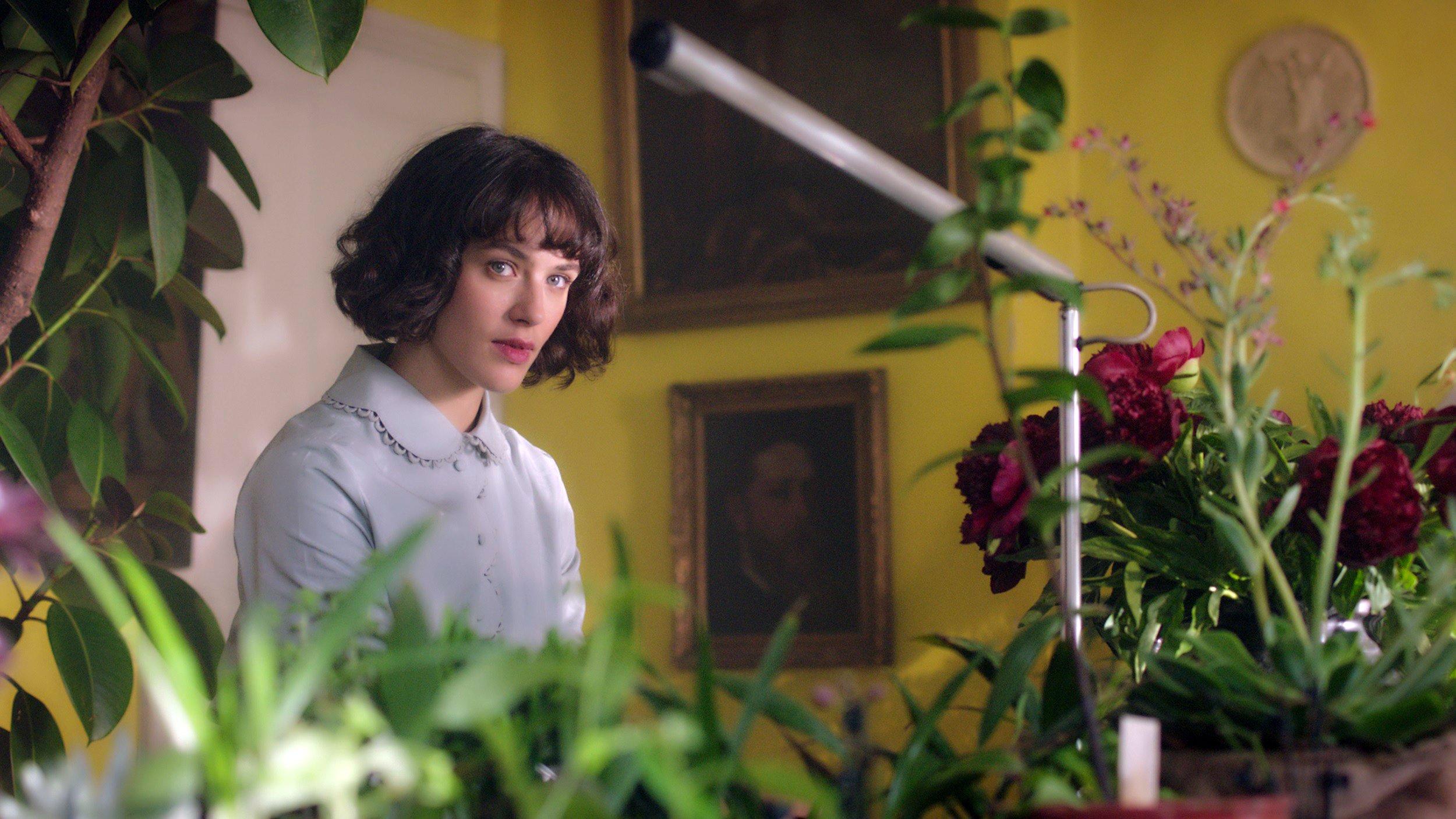 Le merveilleux jardin secret de bella brown film 1h for Le jardin secret film