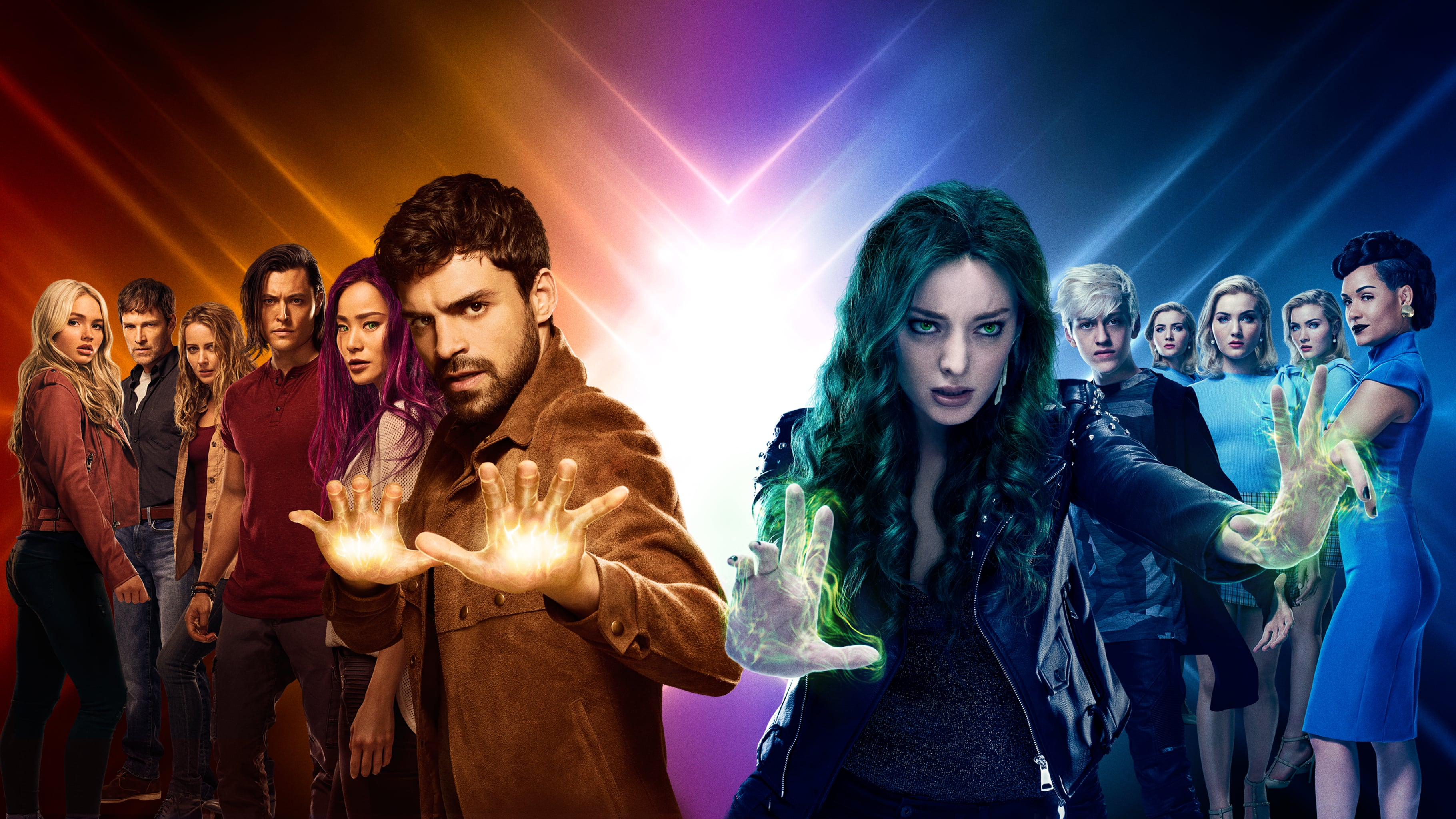 The Gifted Serie Stream