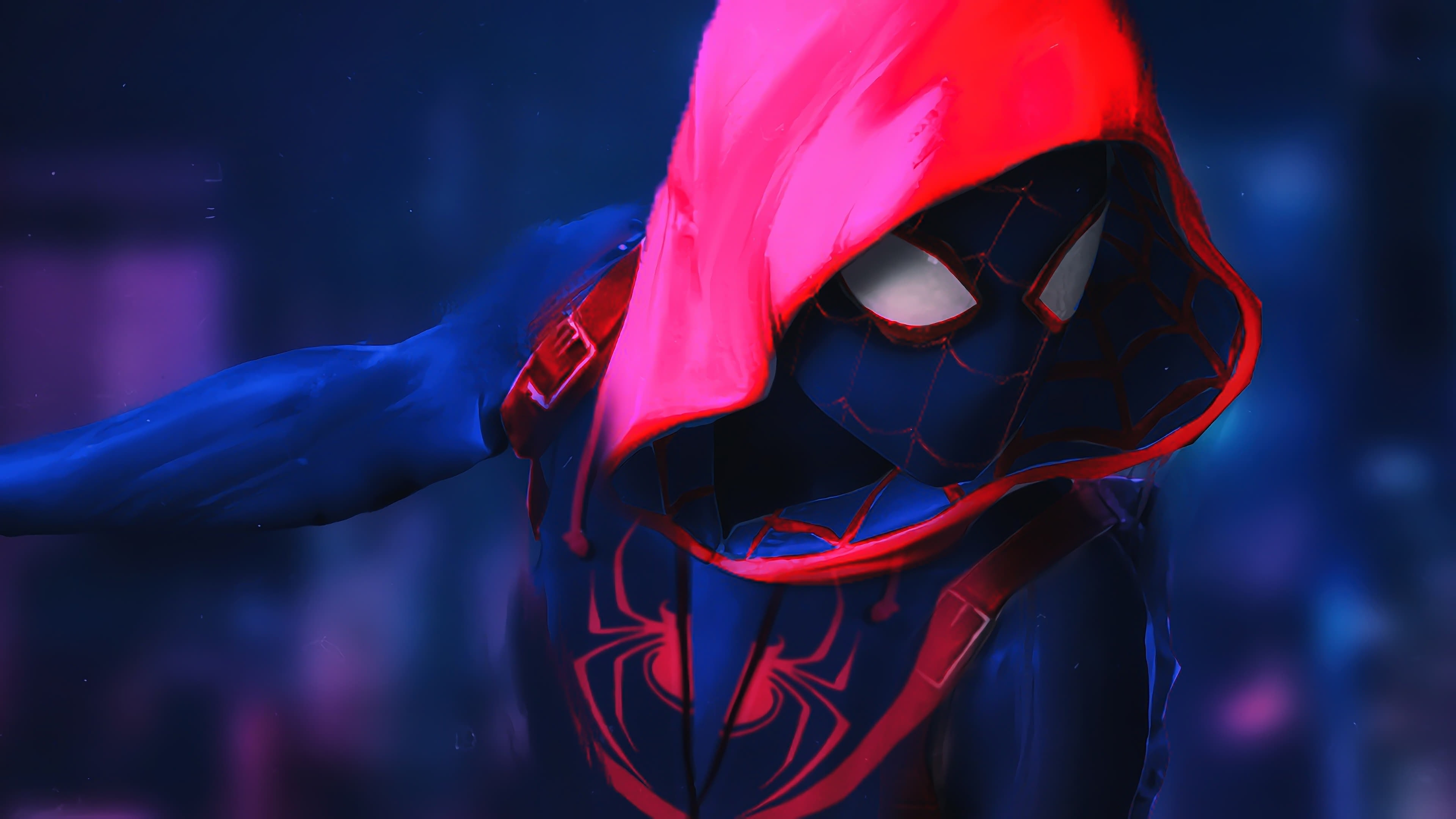 spiderman  new generation 2018 film — cinéséries