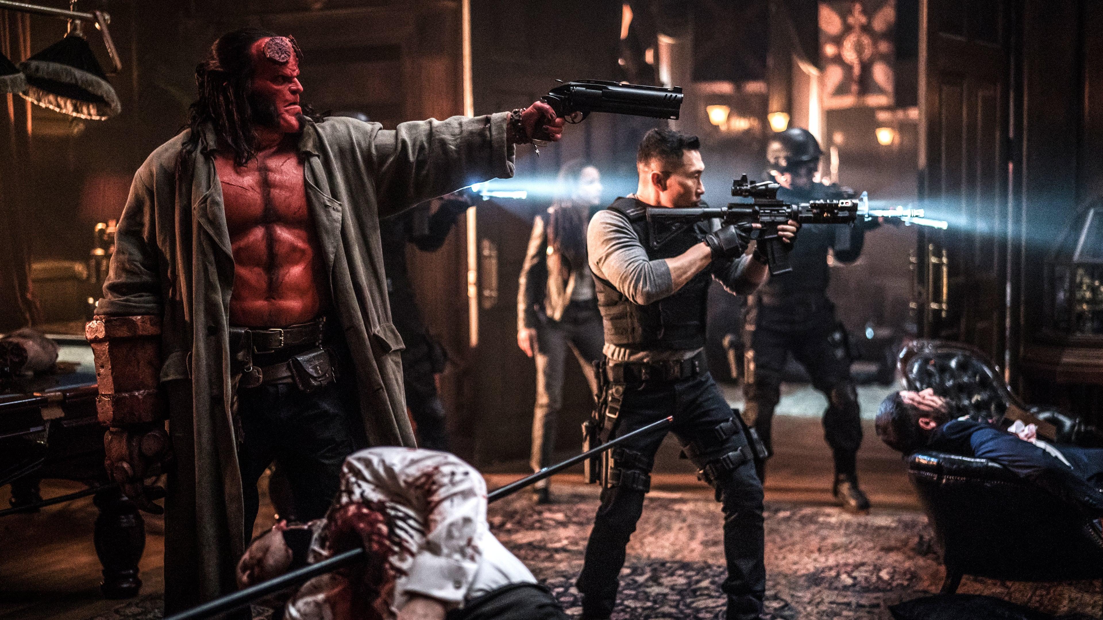 Hellboy 2021 Schauspieler