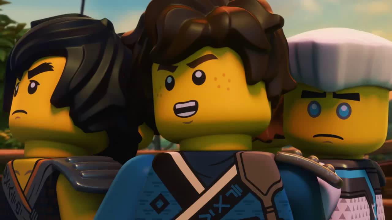 Lego ninjago les ma tres du spinjitzu saison 8 2018 cin s ries - Lego ninjago saison 7 ...