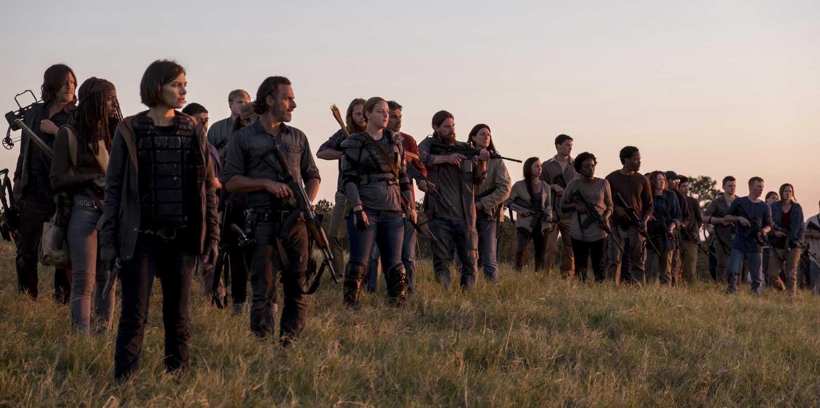 The walking dead le final sera la conclusion de 8 saisons for Chambre d accusation