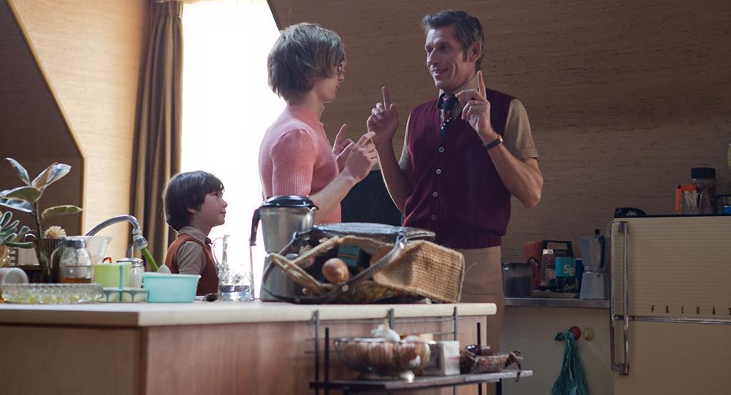 Nous Trois (2010, Film) - CinéSéries