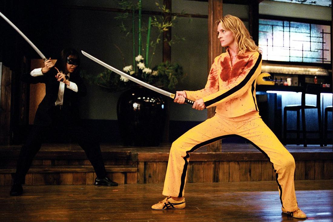 Onitsuka Tiger Tai Chi - Kill Bill Volume 1 © Miramax Films