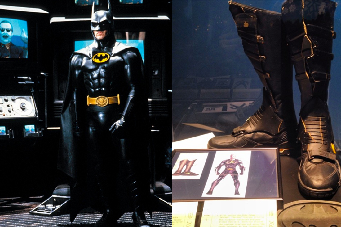 Nike Air Trainer III - Batman © Warner Bros.